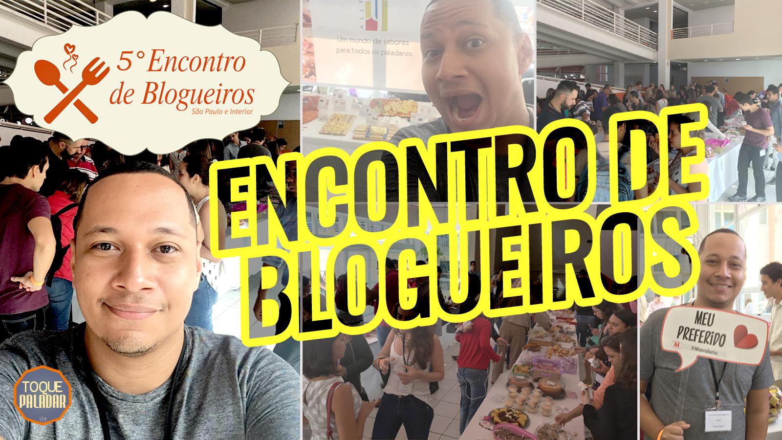 Encontro de Blogueiros de São Paulo e Interior 2017